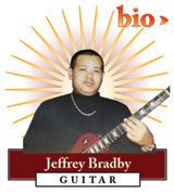 Jeffrey Bradby - Guitar